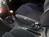 Cuffia leva cambio-freno Alfa Romeo 156 1° Serie vera pelle nera