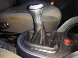 Cuffia leva cambio Seat Altea vera pelle nera
