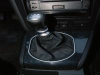 Ford Mondeo cuffia cambio pelle nera