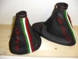 Alfa Romeo 147 - Cambio e Freno Nero - Tricolore