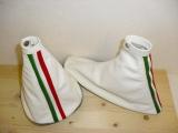 Alfa Romeo 147 - Cambio e Freno Bianco - TRicolore