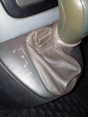 cuffia cambio Mercedes Vito W639 automatico