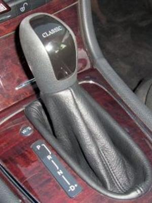 Mercedes W 211 automatica cuffia cambio personalizzato