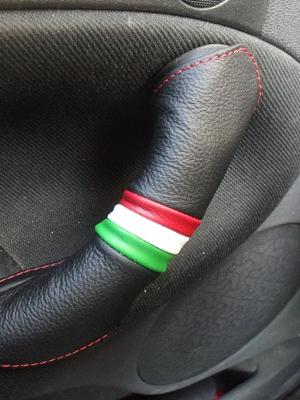 copri maniglie con tricolore per alfa GT
